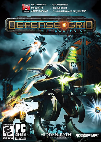 Defense Grid: The Awakening [Multi5 Español] [PC] [UL]