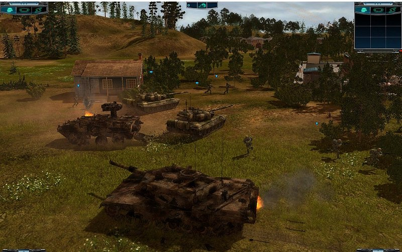 Elements of War is a real-time-strategy (RTS) game unlike any other - where