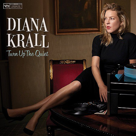 Diana Krall – Turn Up the Quiet (2017) mp3 - 320kbps