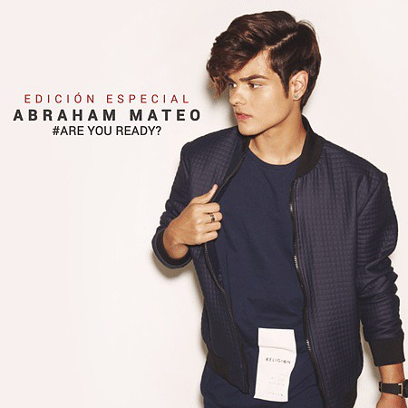 Abraham Mateo – Are You Ready? (Edición especial) (2016) mp3 320kbps