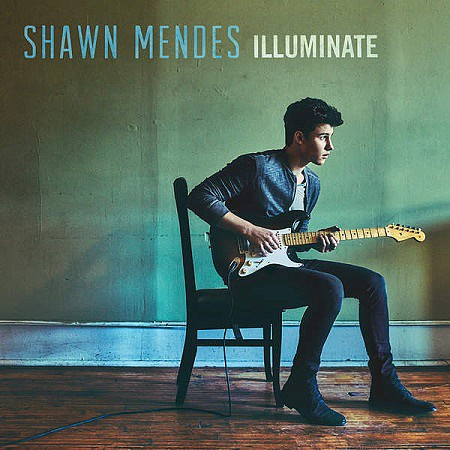 Shawn Mendes – Illuminate (Deluxe) (2016) mp3 320kbps