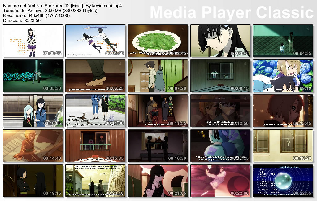 [Aporte] Sankarea [12/12] + [Ova] [Mp4] [MF]