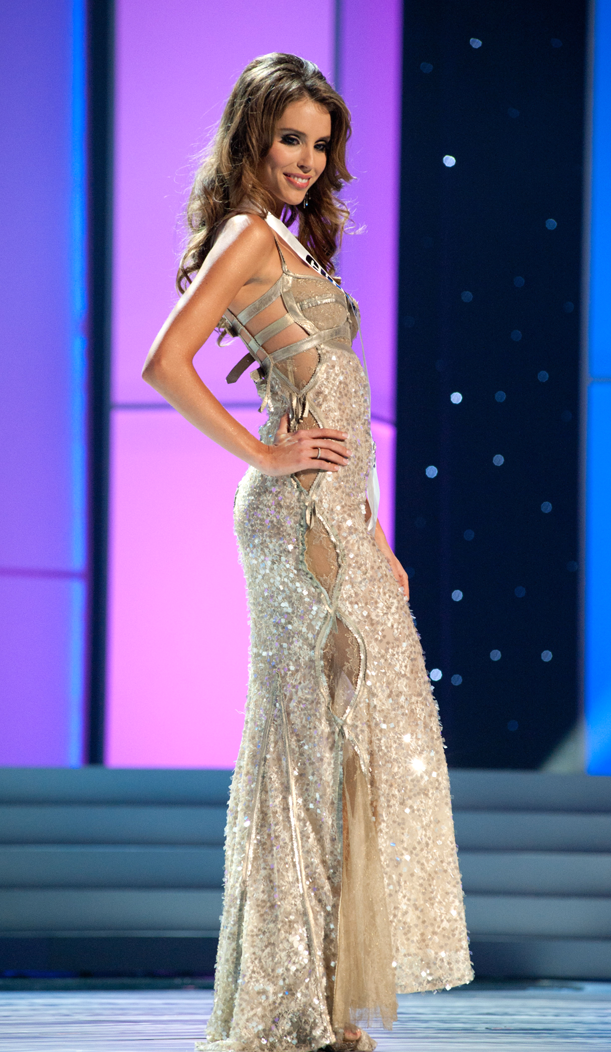 Preliminary Evening Gown Competition of Miss Universe 2011