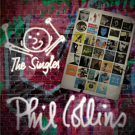 Phil Collins – The Singles (Expanded Edition) (2016) mp3 320kbps