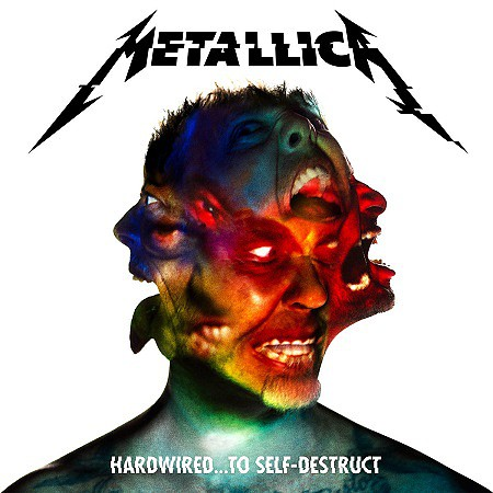 Metallica – Hardwired… To Self-Destruct (2016) mp3 - 320kbps
