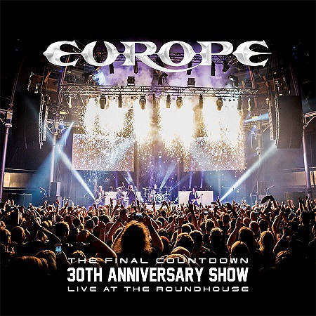 Europe – The Final Countdown: 30th Anniversary Show (Live At The Roundhouse) (2017) mp3 - 320kbps