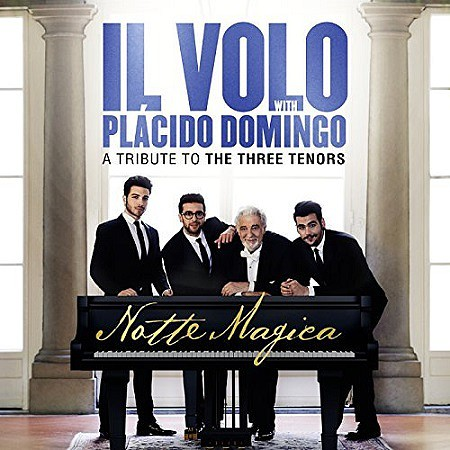 Il Volo – Notte Magica – A Tribute to The Three Tenors (Live) (2016) mp3 320kbps