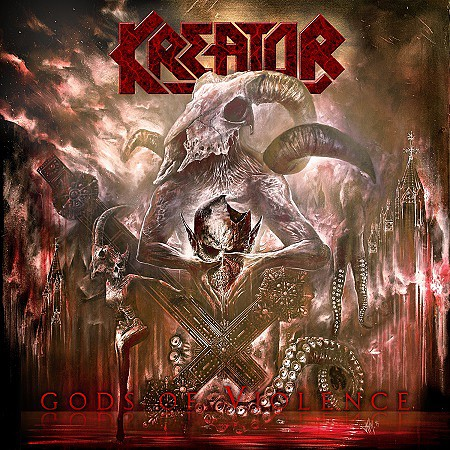 Kreator – Gods Of Violence (Deluxe Edition) (2017) mp3 - 320kbps