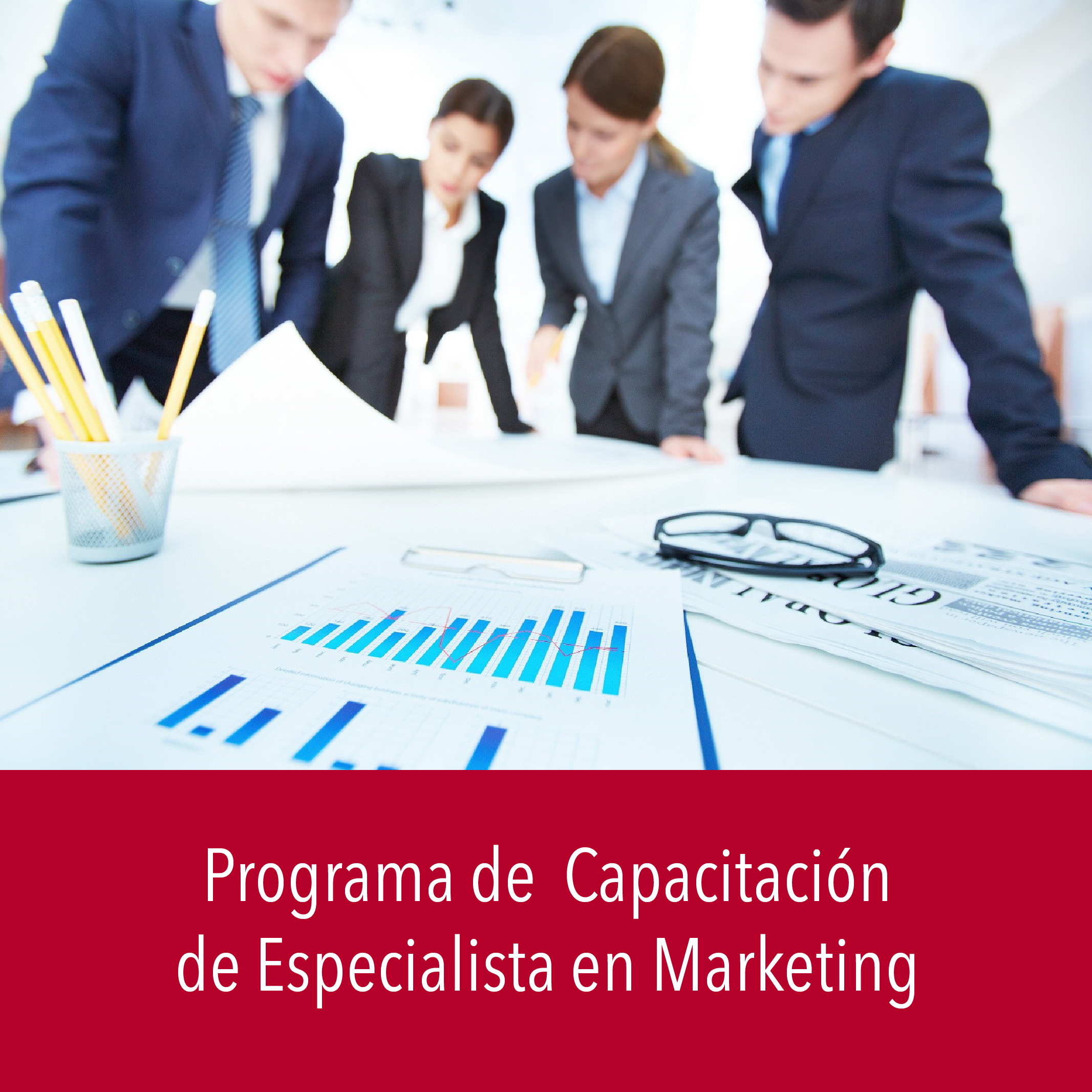 Especialista en Marketing