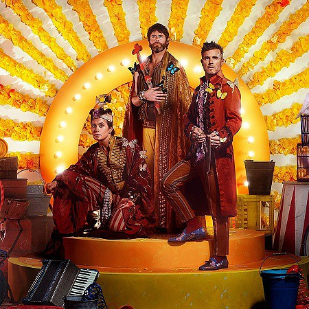 Take That – Wonderland (Deluxe Edition) (2017) mp3 - 320kbps