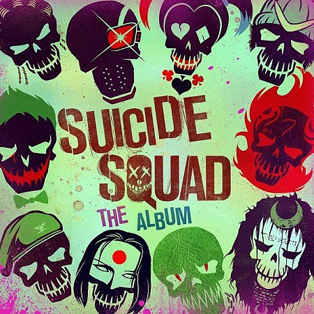 BSO Suicide Squad - The Album (2016) mp3 320kbps