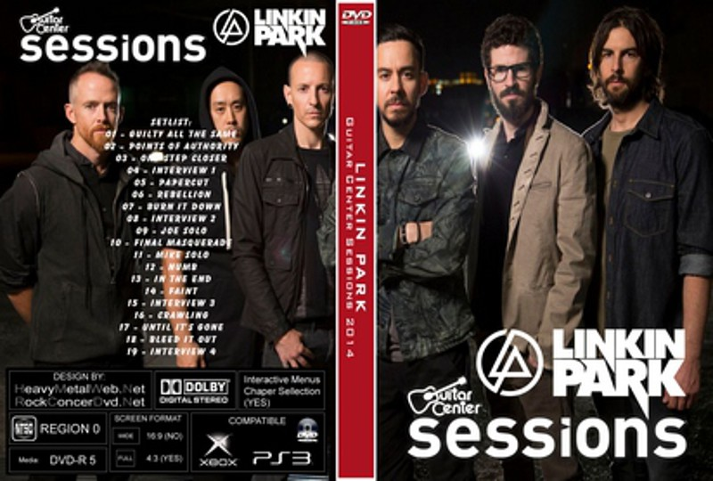 conciertos-musicales-linkin-park-guitar-center-sessions-2014-ub-conciertos-musicales-linkin-park-guitar-center-sessions
