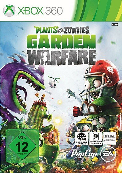 Plants vs. Zombies: Garden Warfare [Espa�ol] [R.FREE] [XGD3] [2014] [UL-RG]