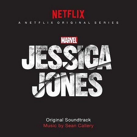 BSO Jessica Jones (Sean Callery) (2016) mp3 320kbps