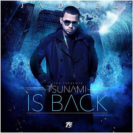 Jadiel – Tsunami Is Back (2017) mp3 - 320kbps