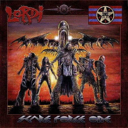 Lordi – Scare Force One (2014)