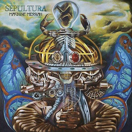 Sepultura – Machine Messiah (Limited Edition) (2017) mp3 - 320kbps