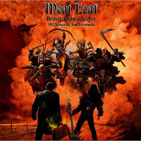 Meat Loaf - Braver Than We Are (Deluxe Edition) (2016) mp3 320kbps