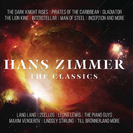 Hans Zimmer – The Classics (2017) mp3 - 320kbps