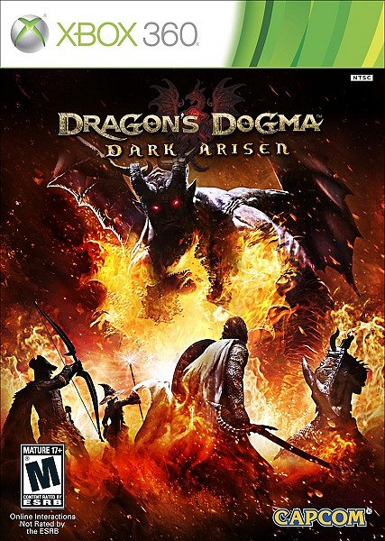Dragon's Dogma Dark Arisen Xbox Ps3 Ps4 Pc jtag rgh dvd iso Xbox360 Wii Nintendo Mac Linux