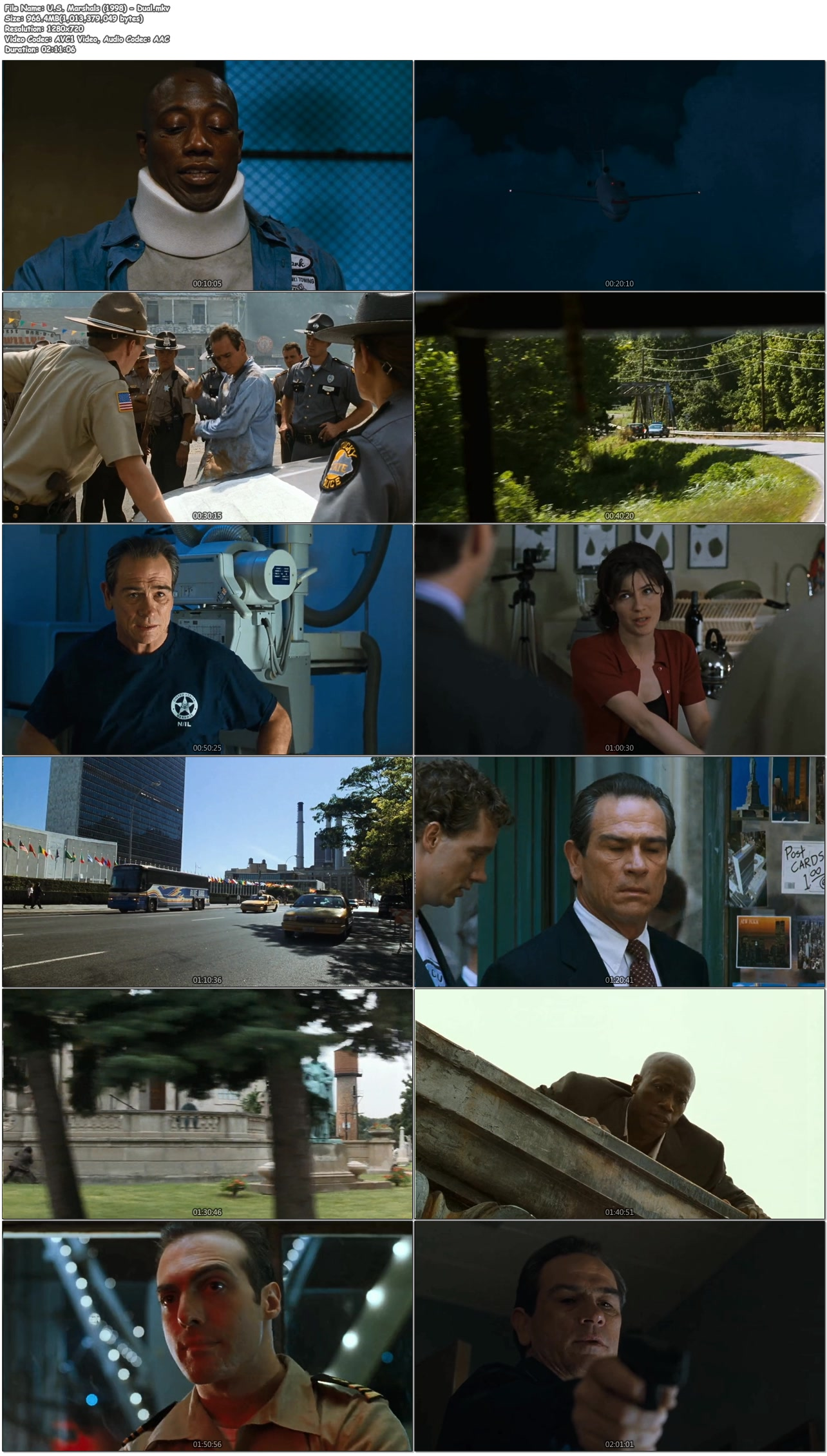 us marshals dvdrip