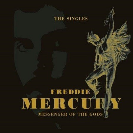 Freddie Mercury - Messenger Of The Gods-The Singles (2016) mp3 320kbps