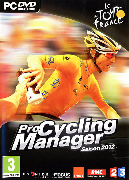 Pro Cycling Manager Español 2012