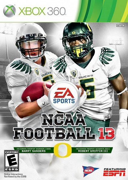 NCAA Football 13 [2012] [INGLES] [NTSC U] [XGD3] [LT+ 3.0] [LB RG UL NL]