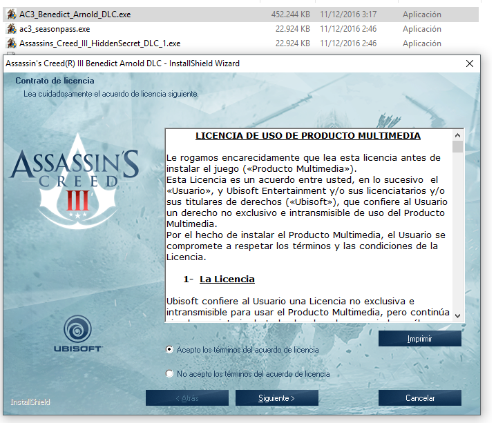 Assassins.Creed.III.Ultimate.Edition.ver.1.06.repack.Mr.DJ