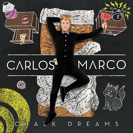 Carlos Marco – Chalk Dreams (2017) mp3 - 320kbps