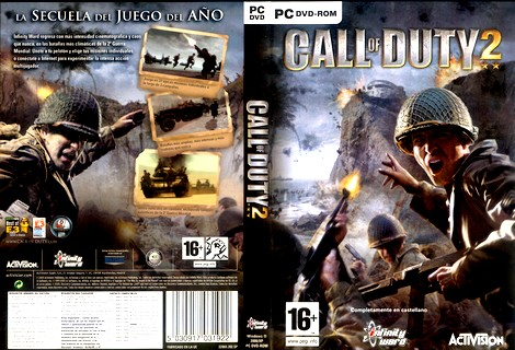 Call Of Duty 2[Online V1.3][8Links][Full-Español]