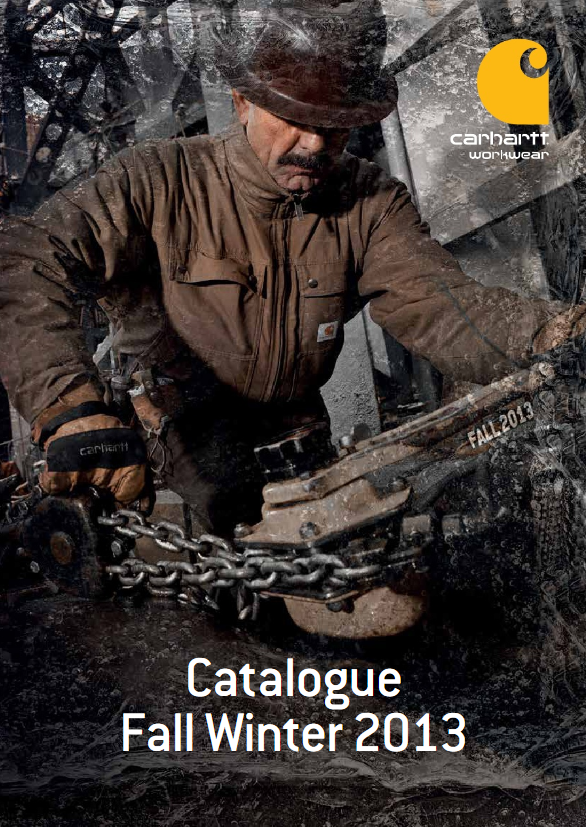 catalogo carhartt workwear