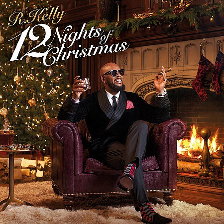 R. Kelly – 12 Nights of Christmas (2016) mp3 320kbps