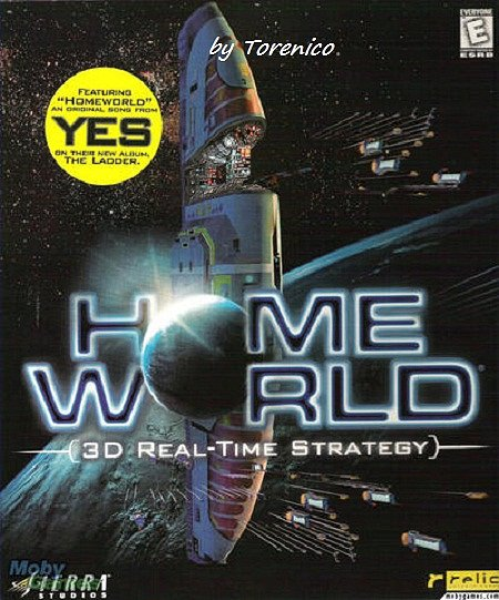Homeworld 1999 [PC][Ingles][ISO][WU-FS-FLS-FSN-BS-UP]