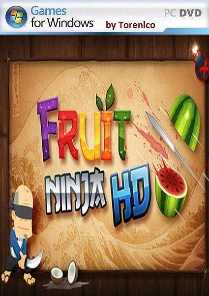 Fruit Ninja HD [PC] [Ingles]