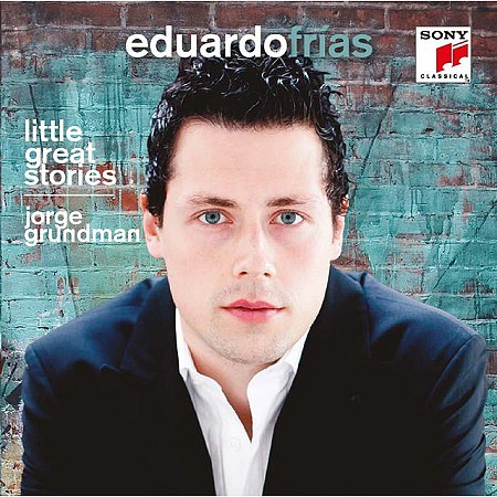 Eduardo Frías – Jorge Grundman: Little Great Stories (2017) mp3 - 320kbps
