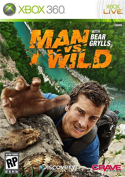 Man Vs Wild (A Prueba De Todo) [XBOX 360] [NTSC/U] [Ingles] [Wave11] [MU-UP]