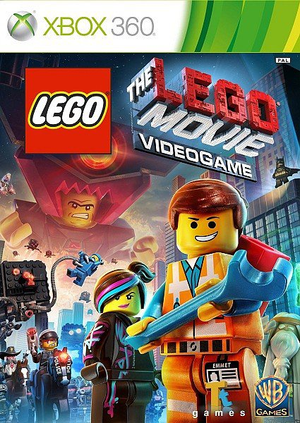 LEGO Movie the Videogame [Espa�ol] [R.FREE] [XGD3] [2014] [UL-RG]