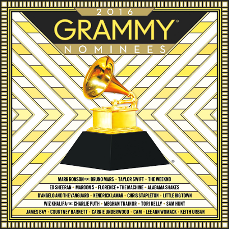 V.A. Grammy Nominees (2016) mp3 256kbps