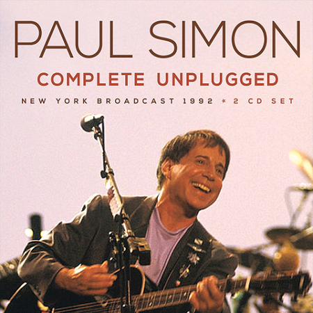 Paul Simon – Complete Unplugged (2016) mp3 - 320kbps