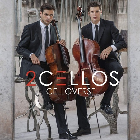 2Cellos - Celloverse (Japan Version) (2015) mp3 - 320kbps