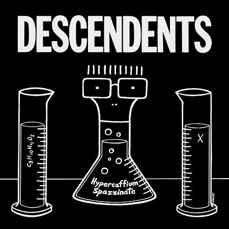 Descendents - Hypercaffium Spazzinate (2016)