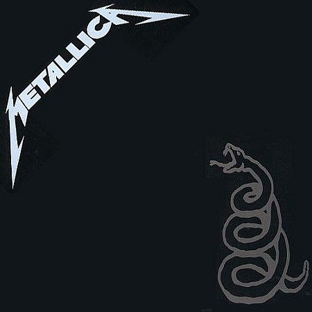 Metallica - Black Album (1991) mp3 - 256kbps