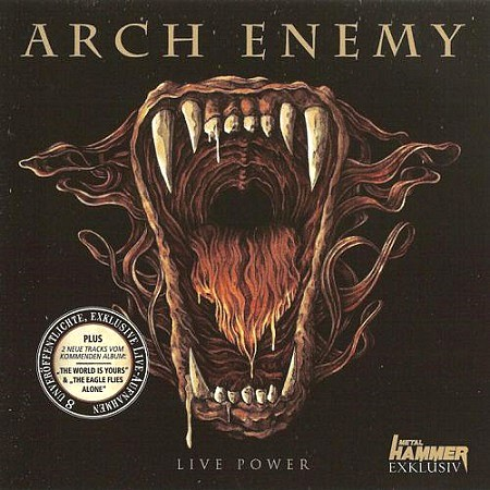 Arch Enemy – Live Power (2017) mp3 - 320kbps