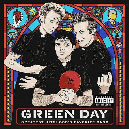 Green Day – Greatest Hits: God's Favorite Band (2017) mp3 - 320kbps