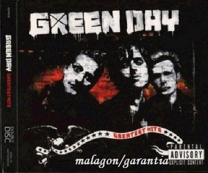 Green Day – Greatest Hits (2013)