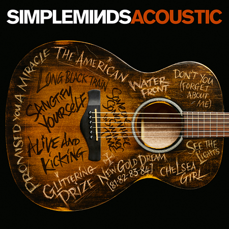 Simple Minds – Acoustic (2016) mp3 - 320kbps