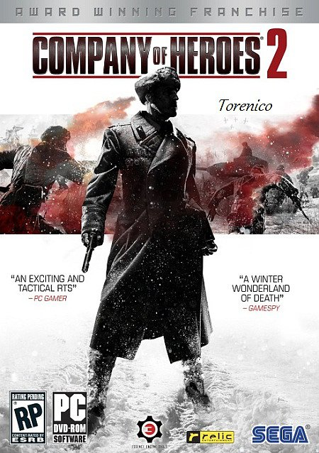 Company of Heroes 2 Español Patch 3 10 Gb MEGA-LT-UL-BS-FS
