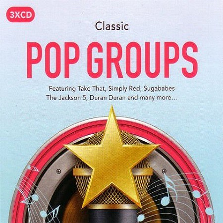 V.A. Classic Pop Groups (2016) mp3 - 320kbps