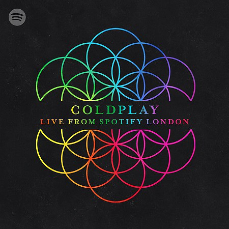 Coldplay - Live From Spotify London (2016) mp3 - 245kbps